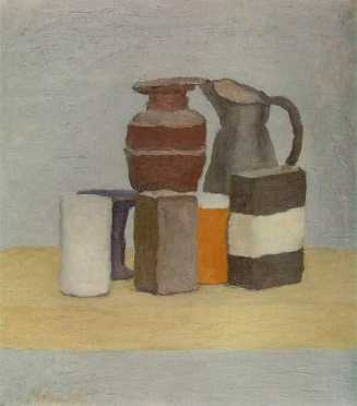 Fig 2. Natura Morta (Still Life) 1960