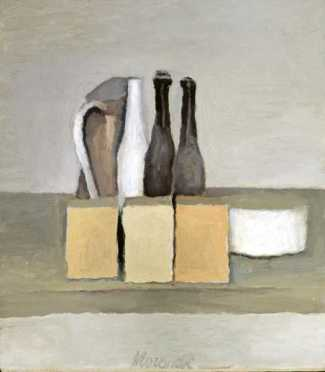 Fig 3. Natura Morta (Still Life) (1956)