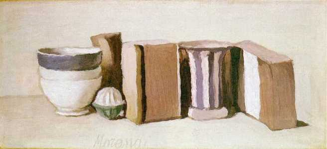 Fig 4. Still Life with Cups and Boxes (1951)