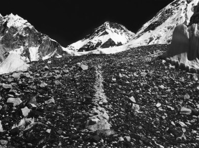 Fig 20. A line in the Himalayas (1975)