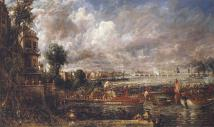 Fig 30. The Opening of Waterloo Bridge (1817)
