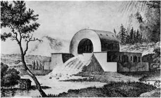 Fig 1. Water Inspectors House (1784)